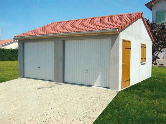 Construire son garage facile faire texam for Porte de garage luxembourg prix